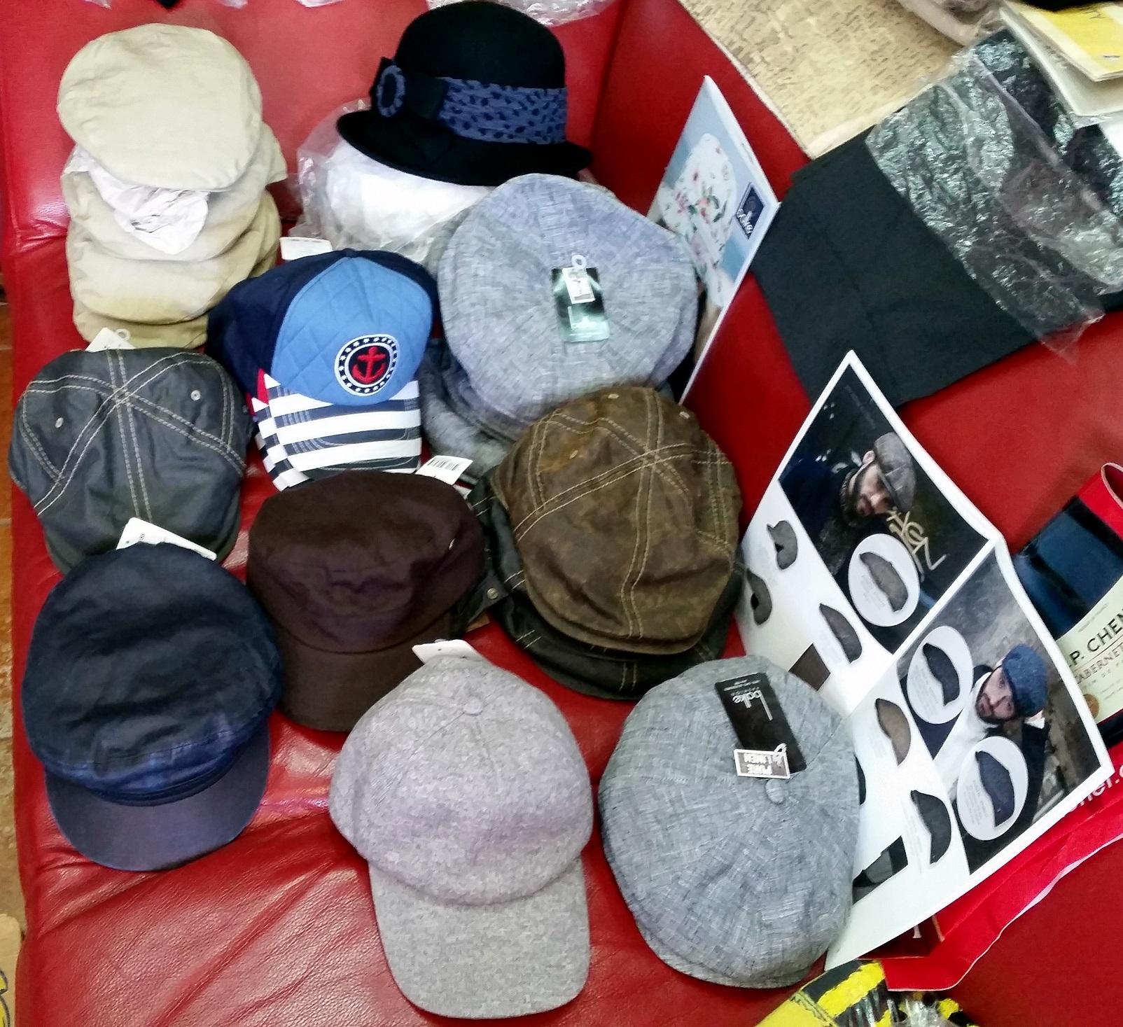 Продам летние, осенние, зимние кепки.