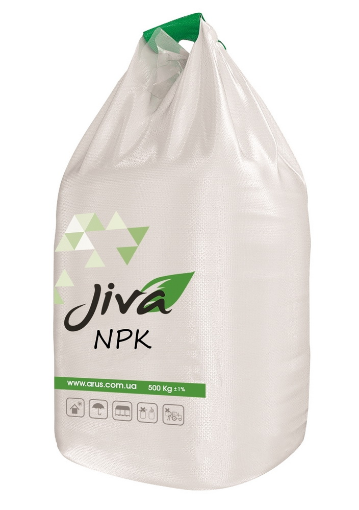 Комплексное минеральное удобрение NPK JIVA (жива),Турция в Агро Склад Мелитополь
