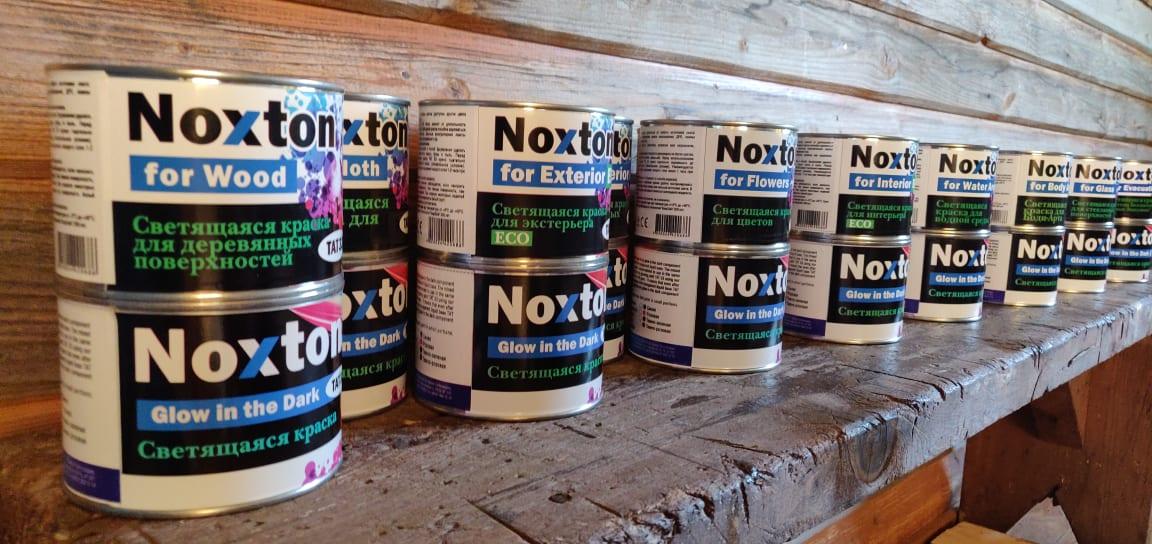 Светящаяся краска Нокстон, партнерство с открытием филиала, дропшипинг