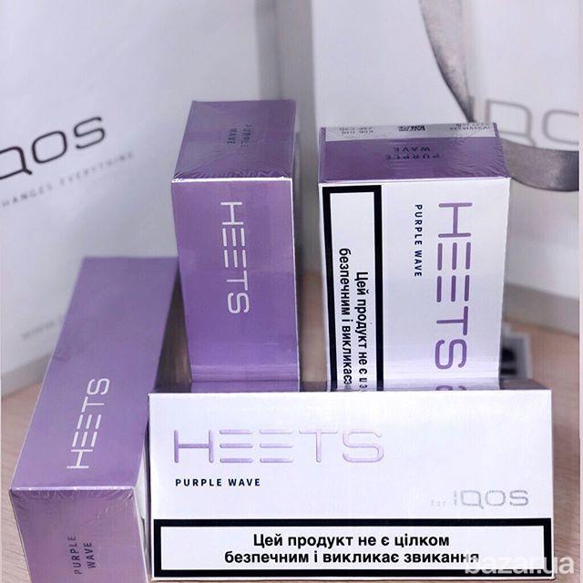 Продам Стики Heets и Heets Dimension для GLO и GLO Hyper