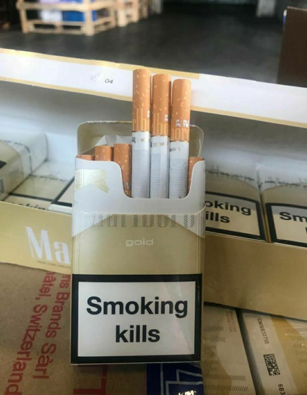 Продам сигареты не дорого