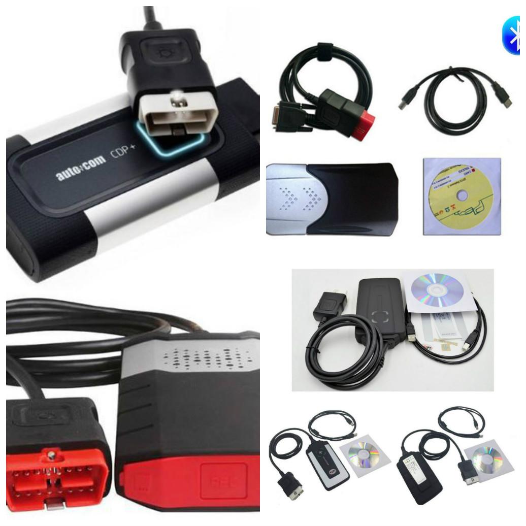 Автосканер Autocom CDP+ / Delphi DS150E / WOW SNOOPER+ / TCS - в т.ч. с Bluetooth