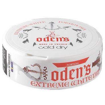 Снюс Оденс колд драй, Odens Cold Dry