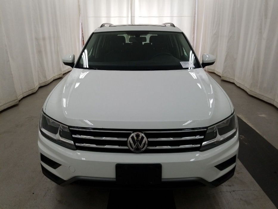 Volkswagen Tiguan SE – стиль или спорт?