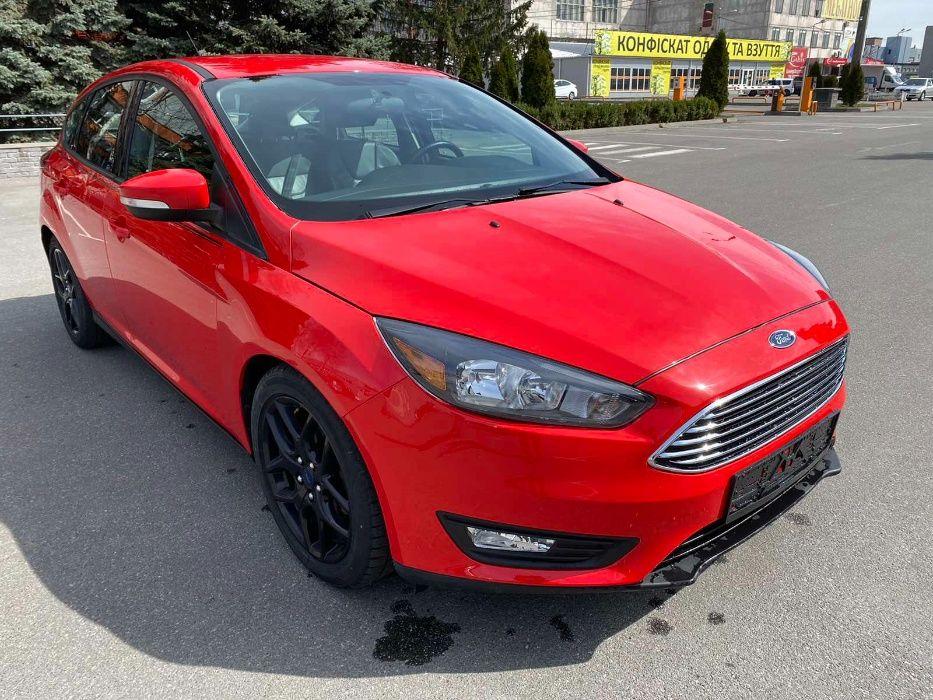 Ford Focus SE – стиль и мощь? Фокус!