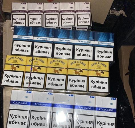 Продам сигареты с Укр акцизом от 5 блоков