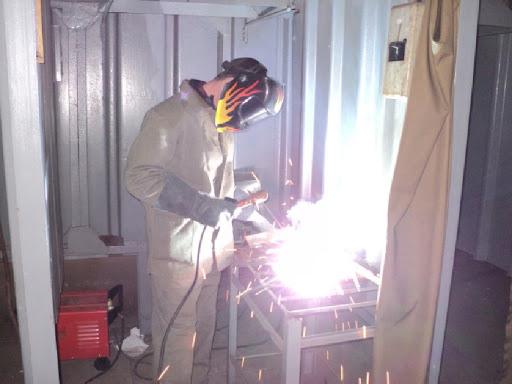 Робота для електрозварників
