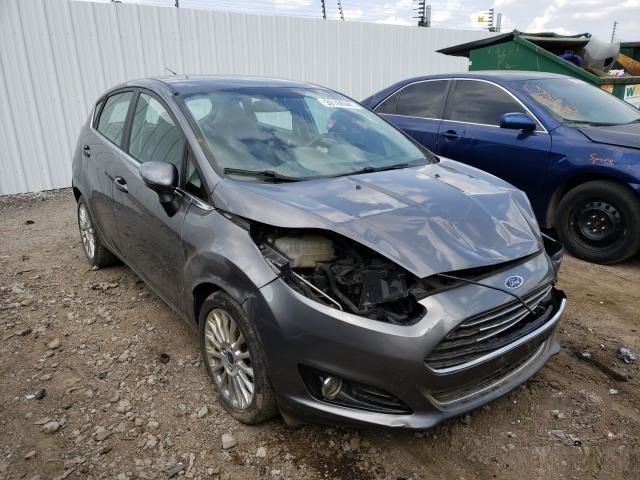 2014 Ford Fiesta Titanium - 6680 у.е