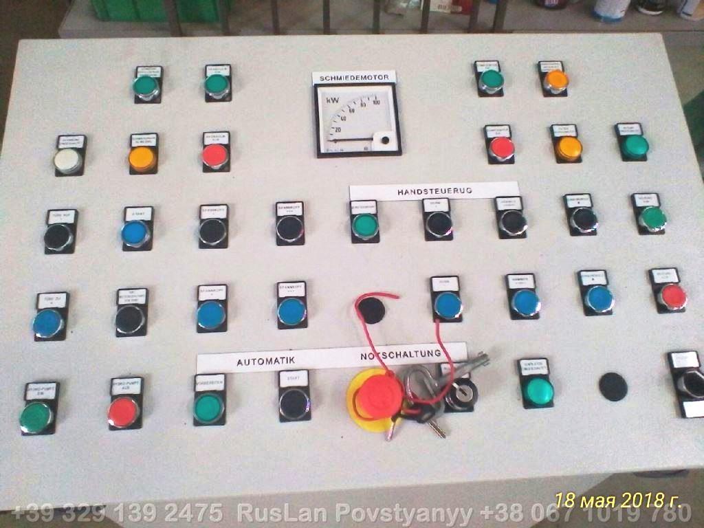 Виробництво Нарізних Стволів в Україні  Пропонуемо Витяжний Прес з двома шпинделями система button8