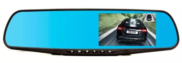 Видеорегистратор+ задняя камера Vehicle Blackbox DVR 4.3 inch