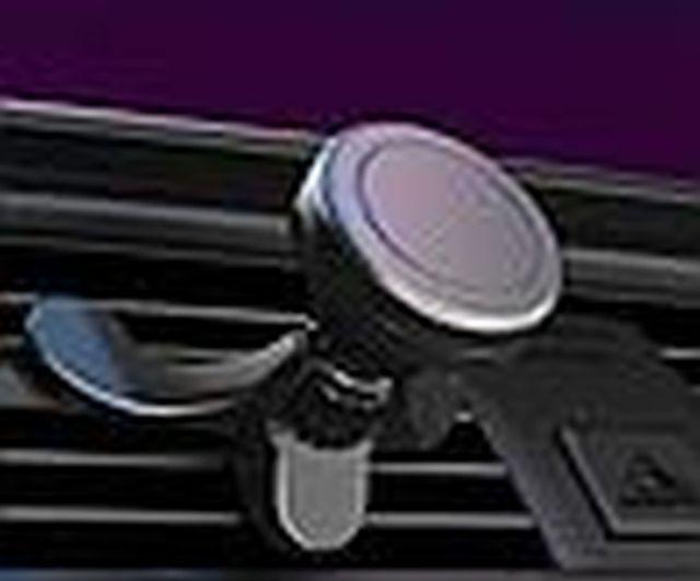Универсальный магнитный держатель для телефона в дефлектор