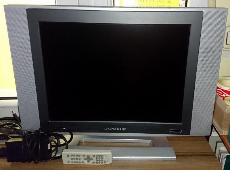 Телевизор DAEWOO DLP -20D3V