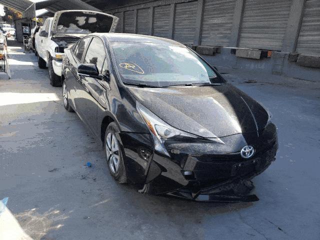 Toyota Prius 2016 – надежный гибрид из США!