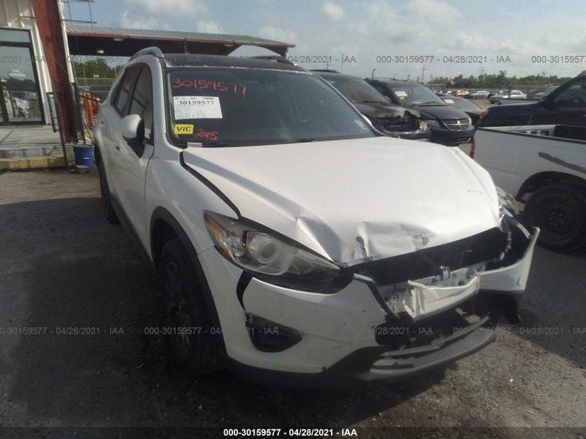 Mazda CX- Touring – проверенная сенсация