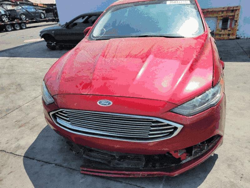 Ford Fusion – идеал для семьи и бизнеса!