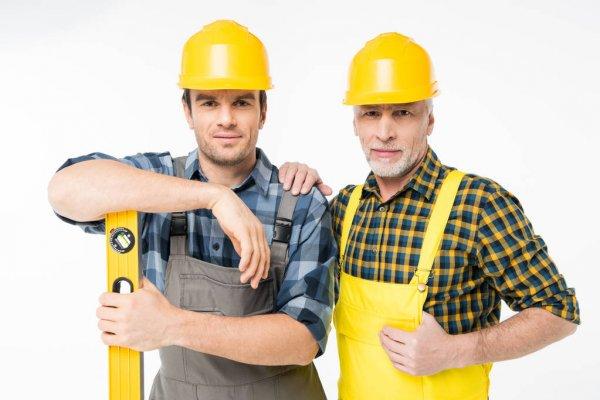 Приглашаем строителя на стройку в Киев