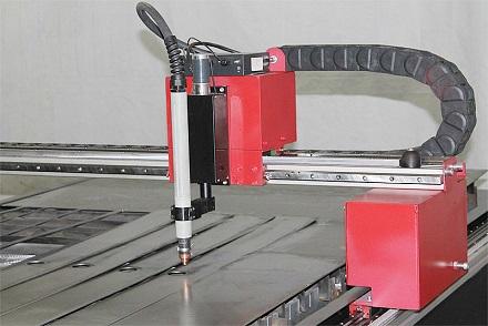 Лазерне різання металу, різання металу на ЧПУ