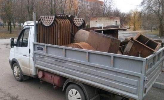 Прием металлолома, демонтаж, вывоз