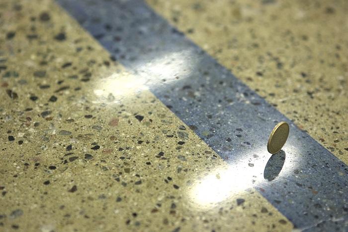 Алмазная шлифовка бетонных полов
