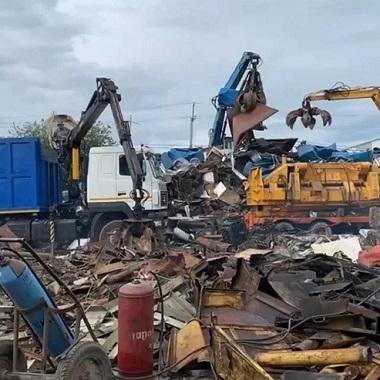 Прийом металобрухту Київ, можливий самовивіз