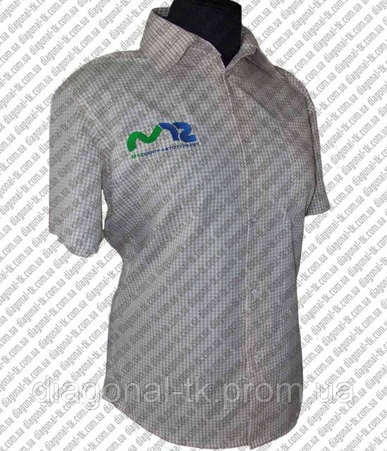Рубашка корпоративная, пошив корпоративных сорочек