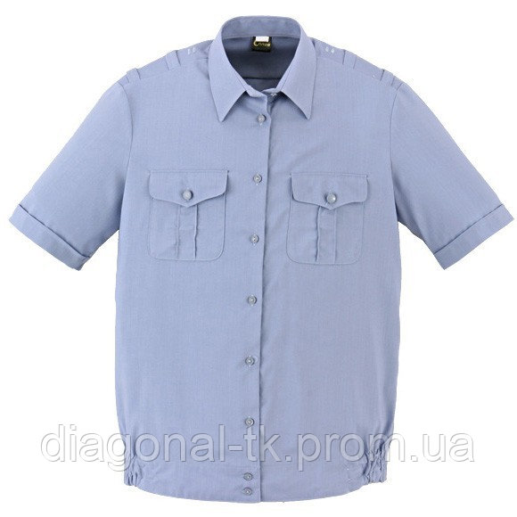 Рубашка форменная МВД