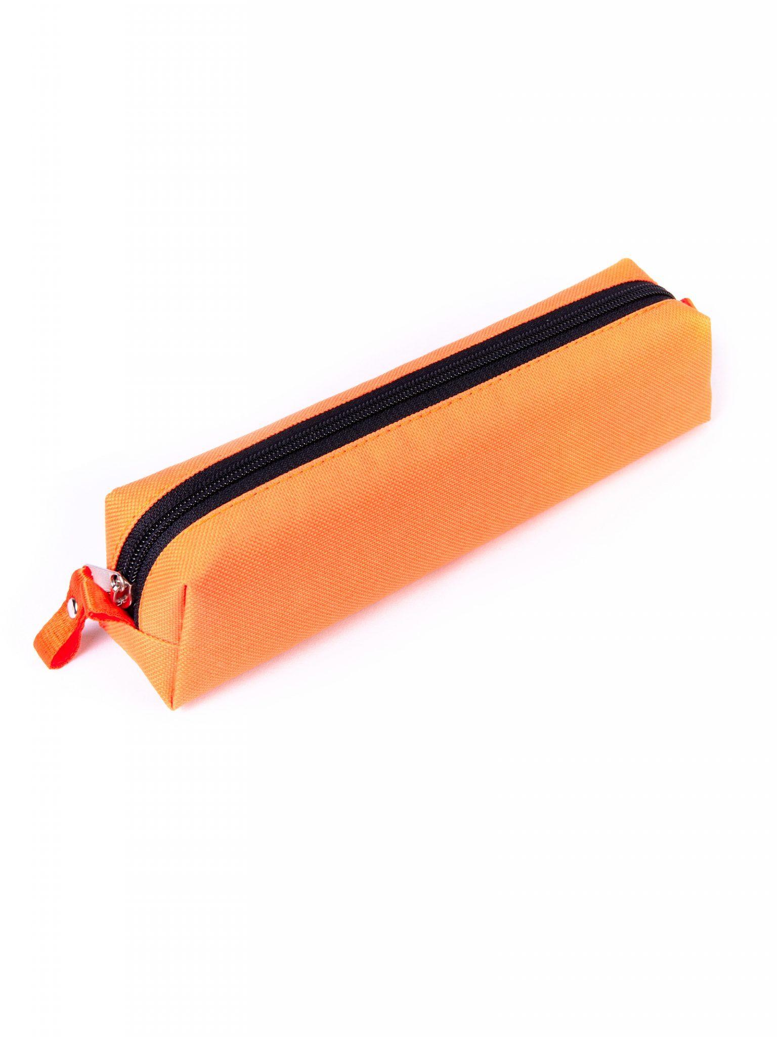 Пенал модель: Rondo цвет: Оранжевый