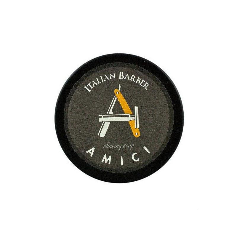 Мыло Для Бритья Italian Barber Amici Shaving Cream Soap 150 Мл
