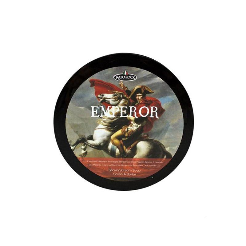 Мыло Для Бритья Razorock Emperor Shaving Cream Soap 150 Мл