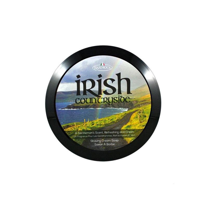 Мыло Для Бритья Razorock Irish Countryside Shaving Cream Soap 150 Мл