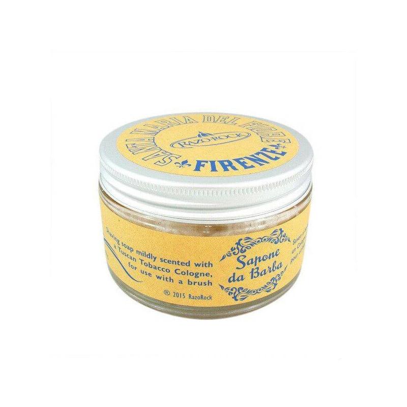 Мыло Для Бритья Razorock Santa Maria Del Fiore Shaving Cream Soap 250 Мл