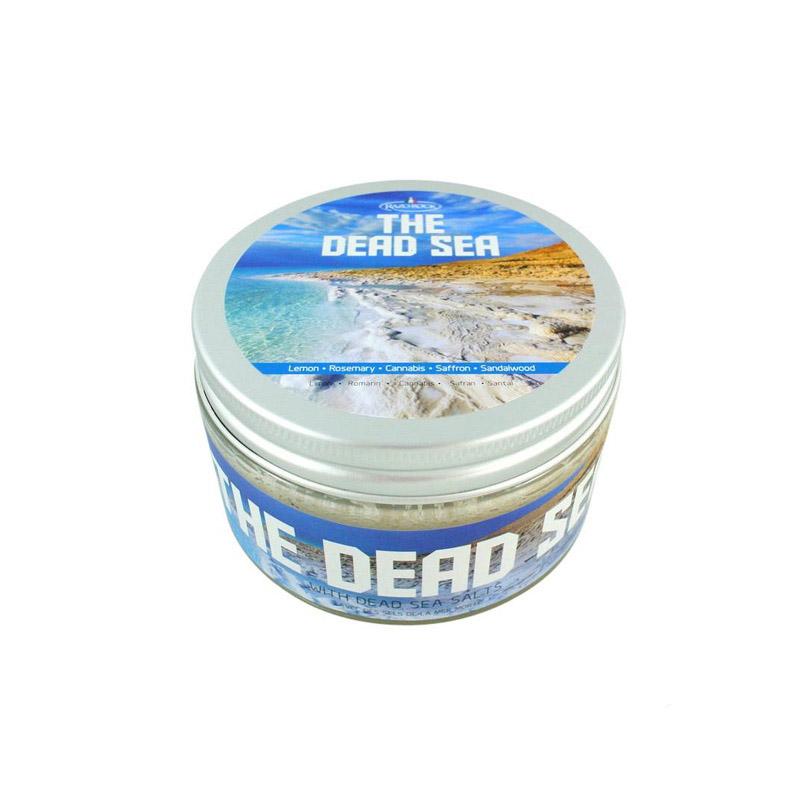 Мыло Для Бритья Razorock Santa The Dead Sea Shaving Cream Soap 250 Мл