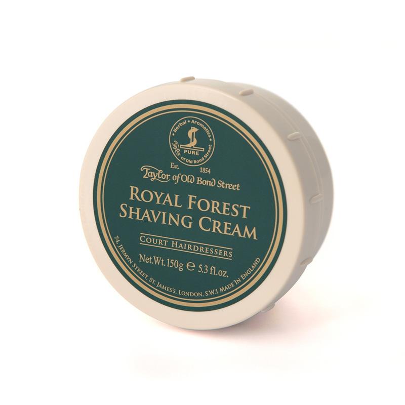 Крем для бритья Taylor of Old Bond Street Royal Forest 150 гр