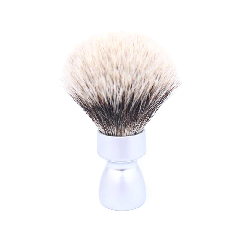 Помазок для бритья Yaqi Brush Metal handle M150801-B2