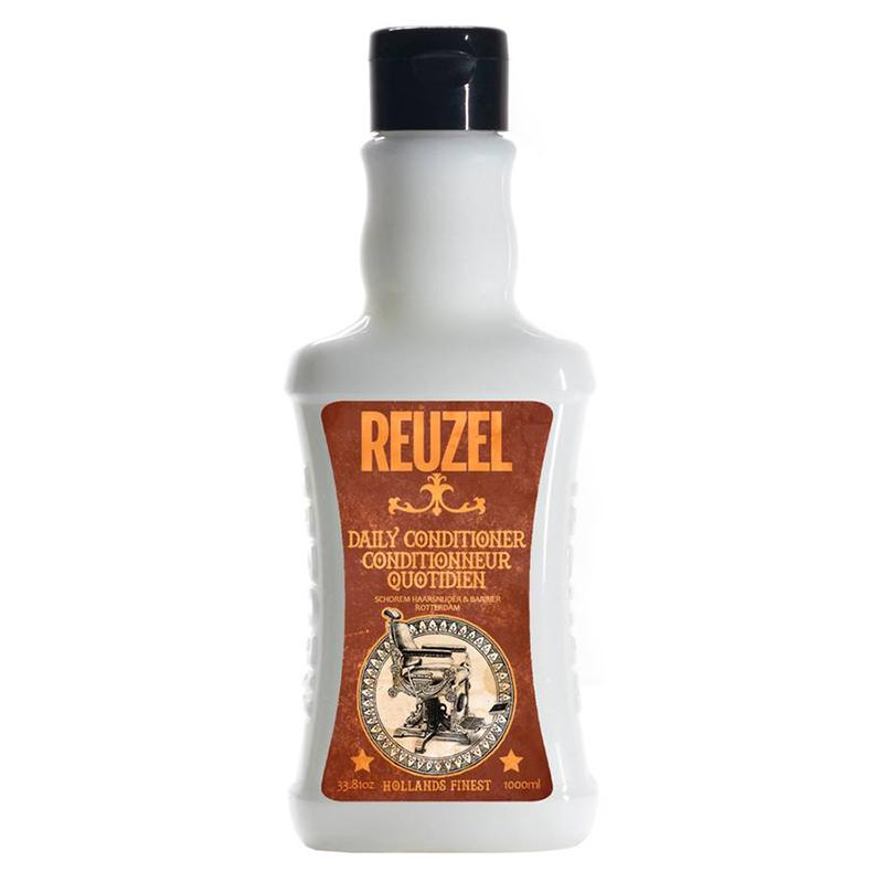 Reuzel Light Detangler Daily Conditioner Ежедневный кондиционер для волос крапива и розмарин для ежедневного использования 1000 мл