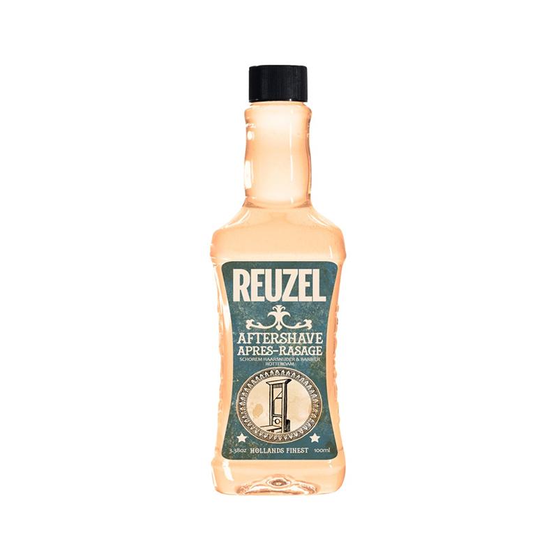 Reuzel Aftershave lotion Лосьон после бритья алоэ и витамин Е для чувствительной и сухой кожи 100 мл