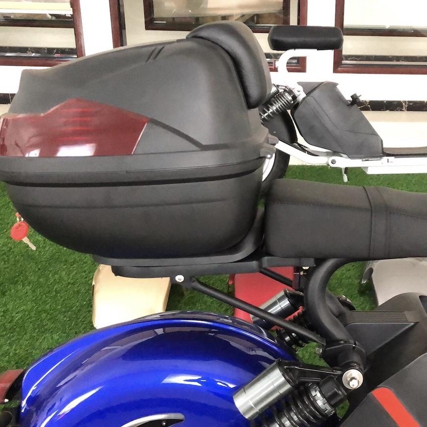Брендовый багажник LUQI (Код: 04-103 )
