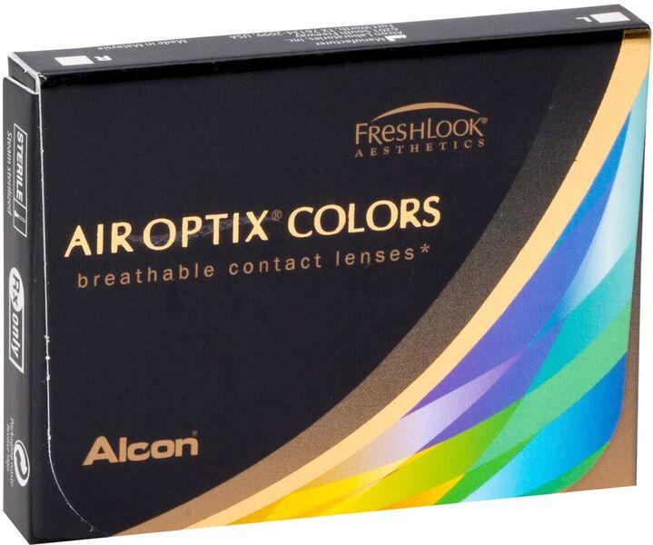 Контактные линзы AirOptix Colors