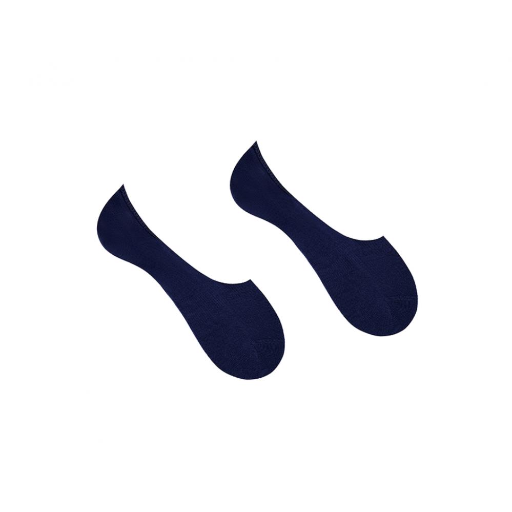 Темно-синие следы