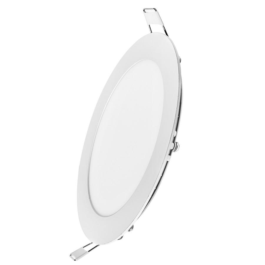 Світильник світлодіодний вбудований стельовий DELUX CFR LED 12 4100К 12 Вт 220В коло