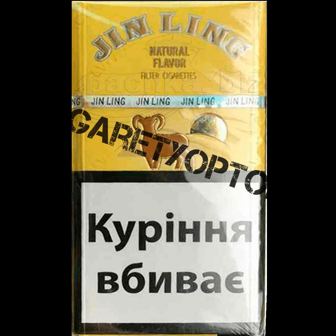 Сигареты Jin Ling мелким оптом