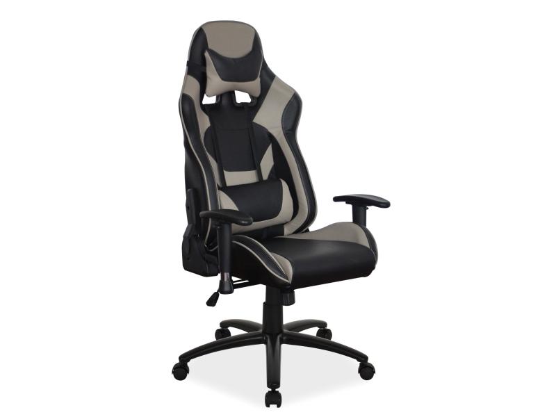 Кресло поворотное Signal Supra | Черный