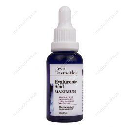 Гиалуроновая сыворотка с трегалозой Maximum, 30 мл, Cryo Cosmetics