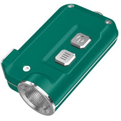 Ліхтар Nitecore TINI 380 люмен USB зелений