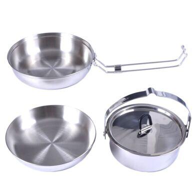 Набір посуду Tatonka Regular 4113.000 3 предмети
