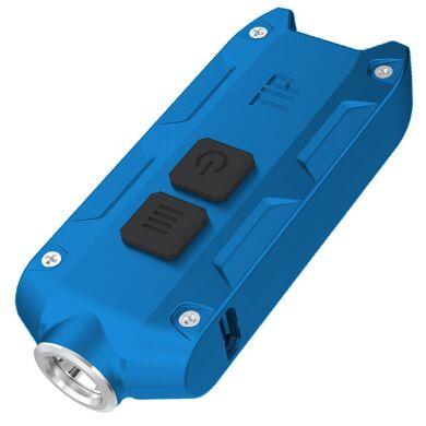 Ліхтар Nitecore TIP 360 люмен USB синій