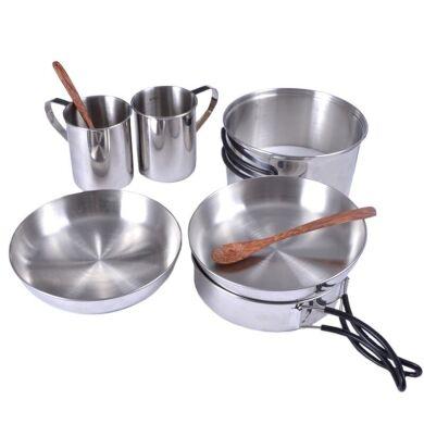 Набір посуду Tatonka Picnic Set 4120.000 9 предметів