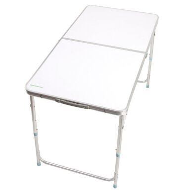Стол туристический складной КЕМПИНГ XN-12060 (120х60х70см), белый
