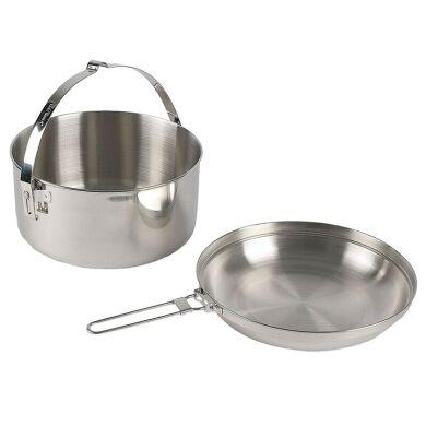 Набір туристичного посуду Tatonka Kettle 4,0 л 4004.000