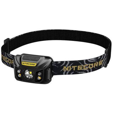 Ліхтар налобний Nitecore NU32 550 люмен USB